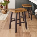 Hayden Bar & Counter Stool (Set of 2) by Loon Peak®