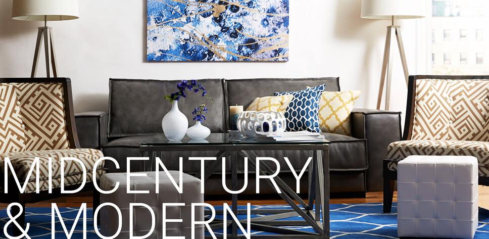 Modern decor and furniture