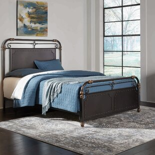 Order Artem Panel Headboard and Footboard by 17 Stories