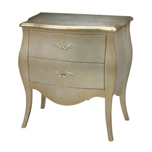 Goforth 2 Drawer Chest by Astoria Grand