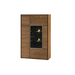 Brunelle 2 Doors Lighted China Cabinet by Brayden Studio
