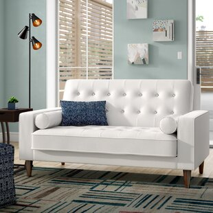 Savings Shayne Convertible Loveseat by Ivy Bronx Reviews (2019) & Buyer's Guide