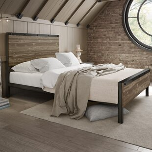 North Aurora Platform Bed