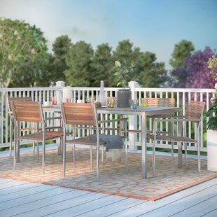 Pollmann 6 Seater Dining Set By Sol 72 Outdoor