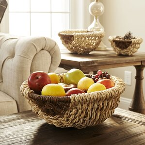 Harvest 3 Piece Decorative Bowl Set