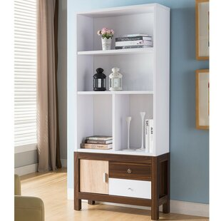 Ebern Designs Marcus Display China Cabinet