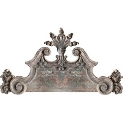 Creative Co Op Wall Decor creative co-op chateau magnesium wall decor & reviews | wayfair
