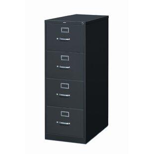 HON 310 Series 4-Drawer Vertical Filing C..