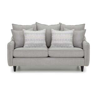 Read Reviews Moshier Loveseat by Bungalow Rose Reviews (2019) & Buyer's Guide