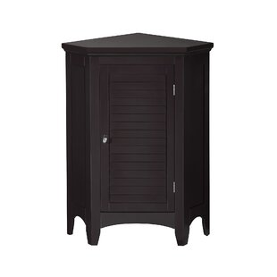 Ethan 63cm X 81cm Corner Wall Mounted Cabinet By Elegant Home Fashions