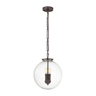 Brayden Studio Manzo 1-Light Pendant