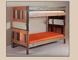 Chiasson Stackable Bunk Bed