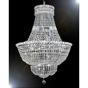 Gordon 9-Light Chandelier ..