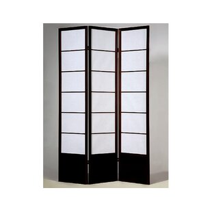 Reviews 3 Panel Room Divider ByWildon Home ®