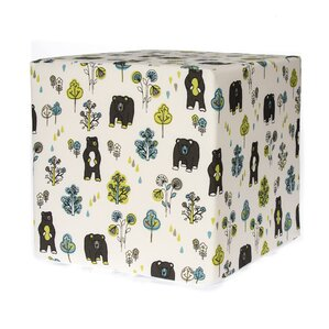 North Country Bears Pouf O..