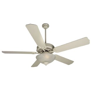 Find a 52 Palatine 2-Light 5 Blade Ceiling Fan By Charlton Home