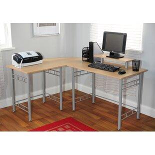 TMS Wrap L-Shape Corner Desk