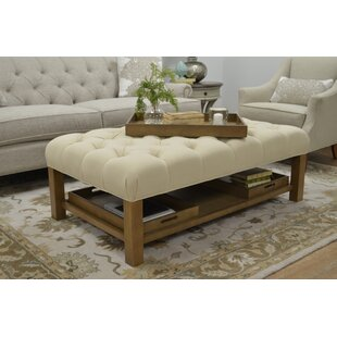 Alero Tufted Storage Ottoman by Craftmaster