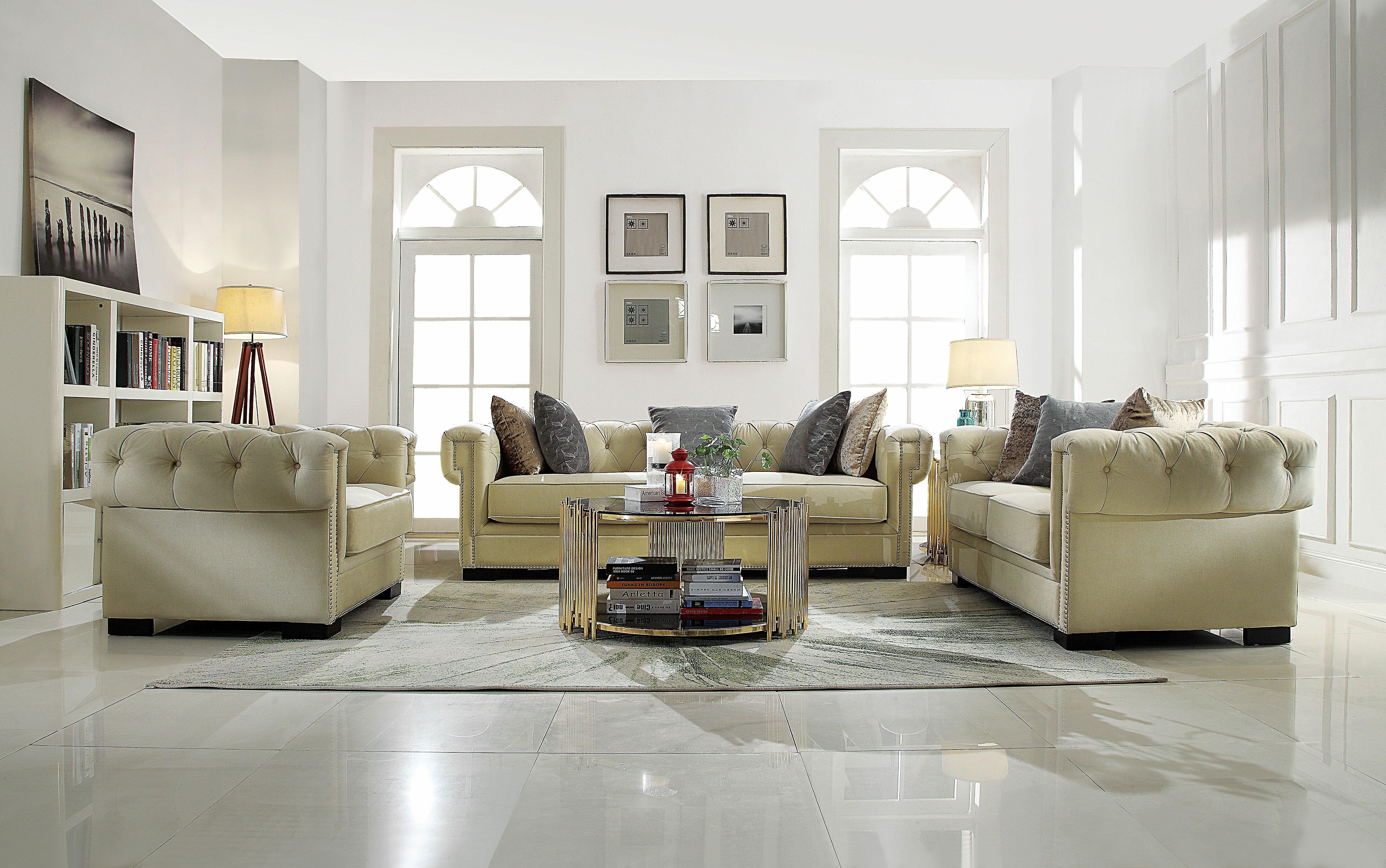 Rosdorf park crowborough configurable living room set wayfair