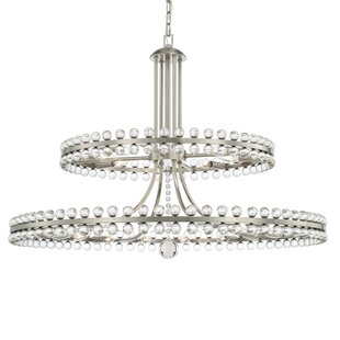 Beaded Tiered Chandeliers You Ll Love In 2021 Wayfair