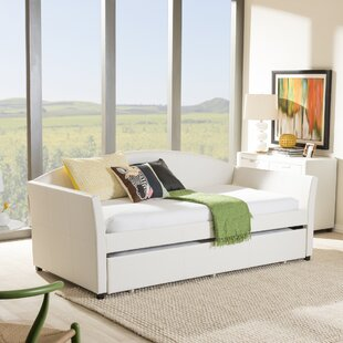 Reviews Calliope Twin Daybed with Trundle by Andover Mills Reviews (2019) & Buyer's Guide