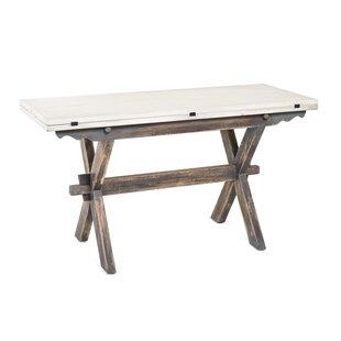 Sarreid Ltd 2 Leaves Console Table