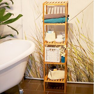 34cm X 140cm Bathroom Shelf By Belfry Bathroom