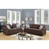 Liddington 2 Piece Living Room Set by Ebern Designs