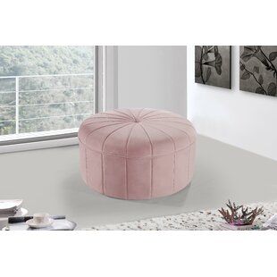 Great Price Borica Pouf By Mercer41