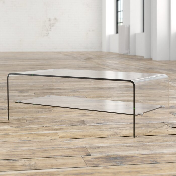 Swell Artemon Coffee Table With Tray Top Short Links Chair Design For Home Short Linksinfo