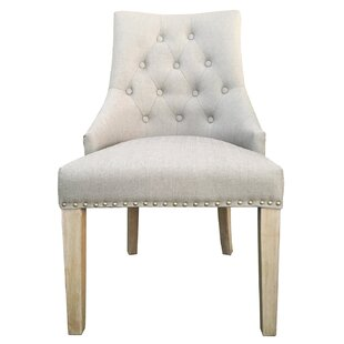 Trott French Upholstered Dining Chair (Set of 2)