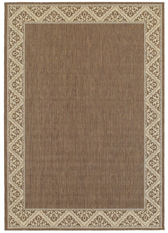Balta Albany Espresso Indoor/Outdoor Area Rug & Reviews | Wayfair