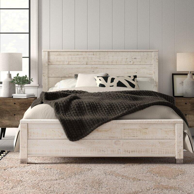 Bedias Platform Bed Amp Reviews Birch Lane