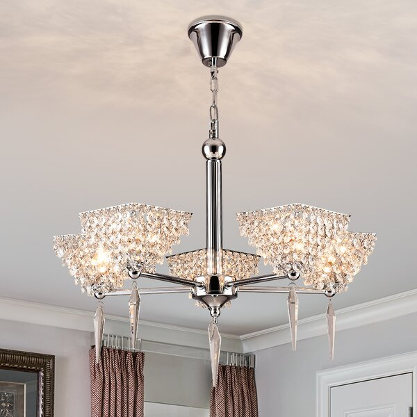 Chandelier For Living Room Wayfair