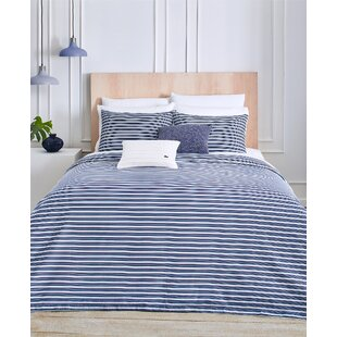 Milady Reversible Comforter Set by Lacoste