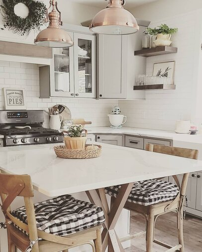 Cottage/Country Kitchen Design