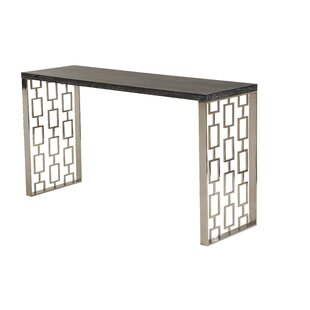 Ava Contemporary Console Table