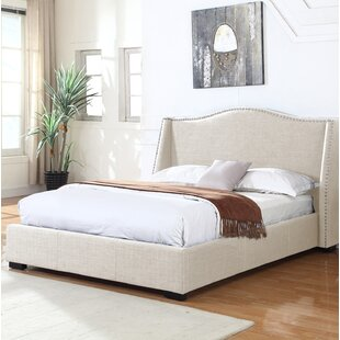 Bargain Upholstered Platform Bed by BestMasterFurniture Reviews (2019) & Buyer's Guide