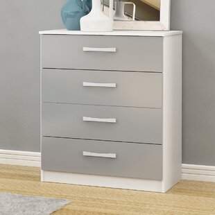 Dugg 4 Drawer Chest By 17 Stories