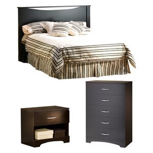 Back Bay Platform Configurable Bedroom Set