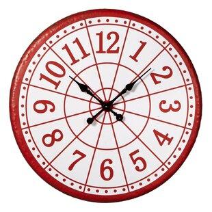 Outdoor Clock With Stand Wayfair