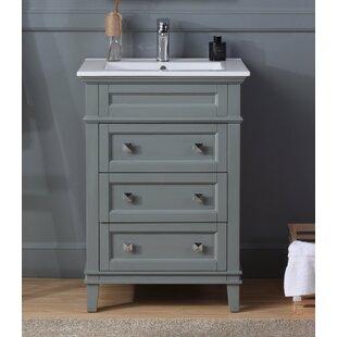 Guerra 24 Single Bathroom Vanity Set by Charlton Home