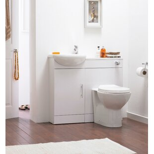 Helman Bath Suite In High Quality Gloss By Belfry Bathroom