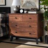 Ferrel 4 Drawer Dresser by Union Rustic