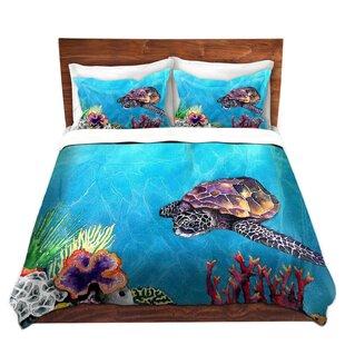 Fordbridge Sea Turtle Microfiber Duvet Covers