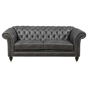 Alsager Chesterfield Loveseat by Trent Austi..