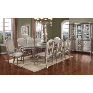 Anette 9 Piece Dining Set Willa Arlo Interiors