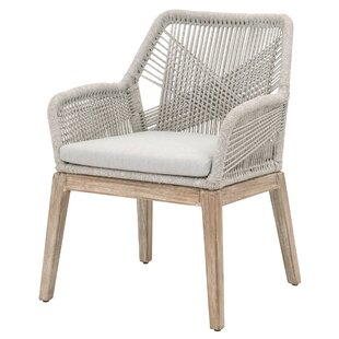 Jamar Upholstered Dining Chair (Set of 2) Mistana