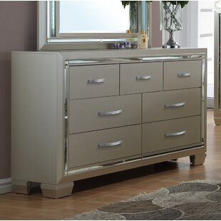 Lawlor 7 Drawer Dresser by Rosdorf Park New