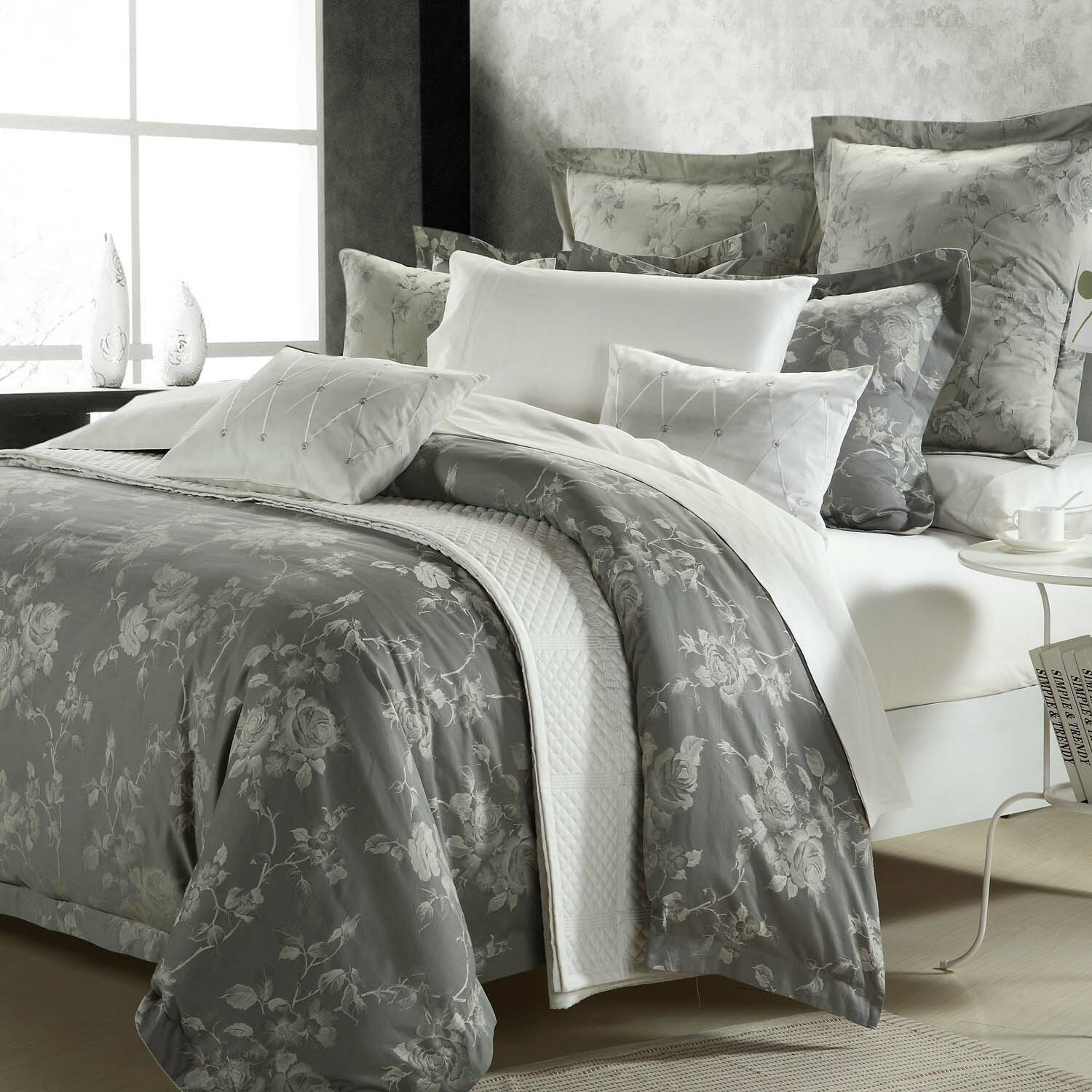 North Home Tess Duvet Cover Collection Reviews Wayfair